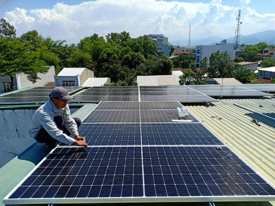 Lợi ích của điện mặt trời quảng ngãi